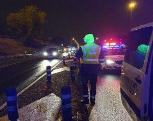 Más de 100.000 conductores denunciados por la Guardia Civil en el estado de alarma