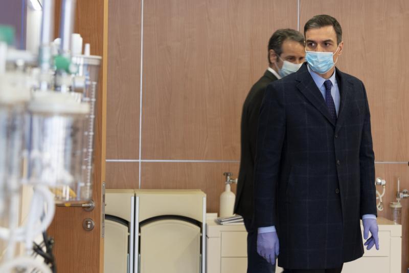 Sánchez salva una nueva prórroga por mayoría absoluta raspada gracias a Ciudadanos y PNV