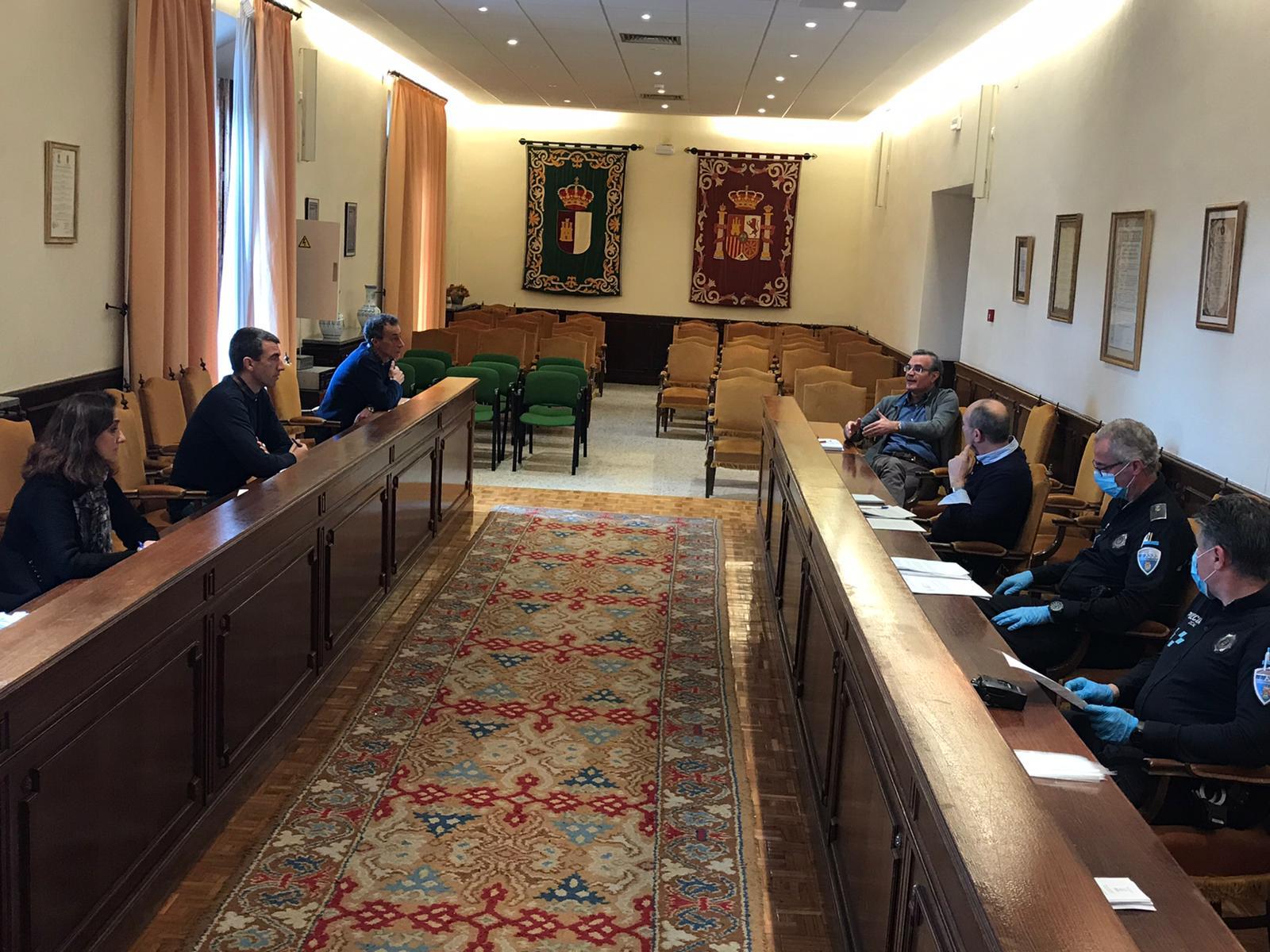 El Ayuntamiento de Talavera estudia la posibilidad de ampliar el espacio físico para la ocupación de terrazas adaptándose al proceso de desescalada