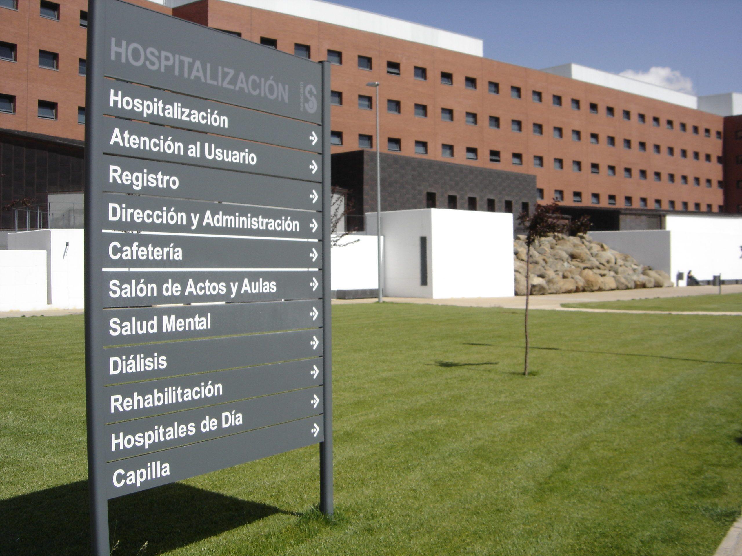 Los hospitales de Ciudad Real y Puertollano reducen un 32 por ciento el número de pacientes ingresados por coronavirus desde el 1 de abril