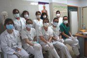 El servicio de Rehabilitación del Hospital de Toledo ofrece pautas a pacientes ingresados para disminuir la disfunción muscular producida por la inmovilidad