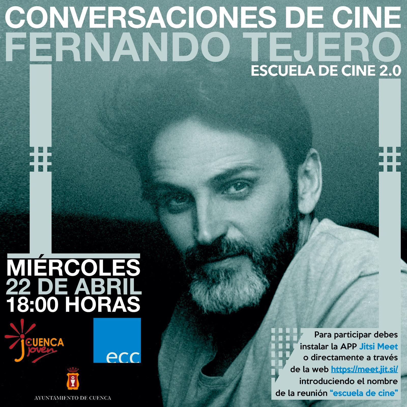 El Centro Joven organiza encuentros digitales con los actores Fernando Tejero y Juan Diego Botto