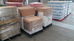 El Ayuntamiento de Talavera repartirá 8 toneladas de alimentos de primera necesidad cedidos por Cáritas