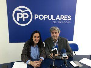 El PP de Tarancón pide al Ayuntamiento que compre y distribuya entre toda la población 20.000 mascarillas homologadas