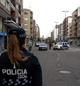 """La concejala de Seguridad y Movilidad de Talavera valora las dos primeras jornadas de permiso para el paseo de niños menores de 14 años como de total """"normalidad"""""""