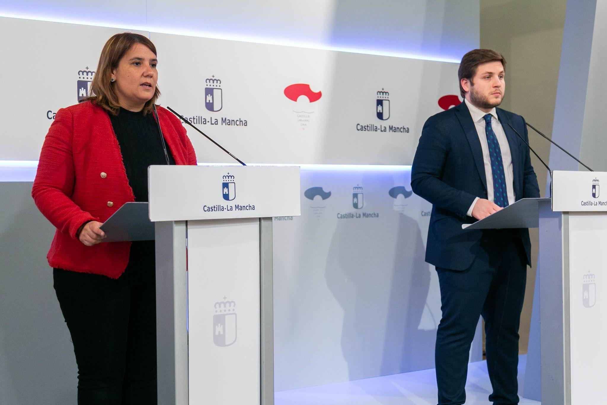 """La alcaldesa apuesta por las alternativas que aseguren una """"conexión digna, rápida y segura"""" por tren entre Talavera y Madrid y que contemplen las mercancías"""