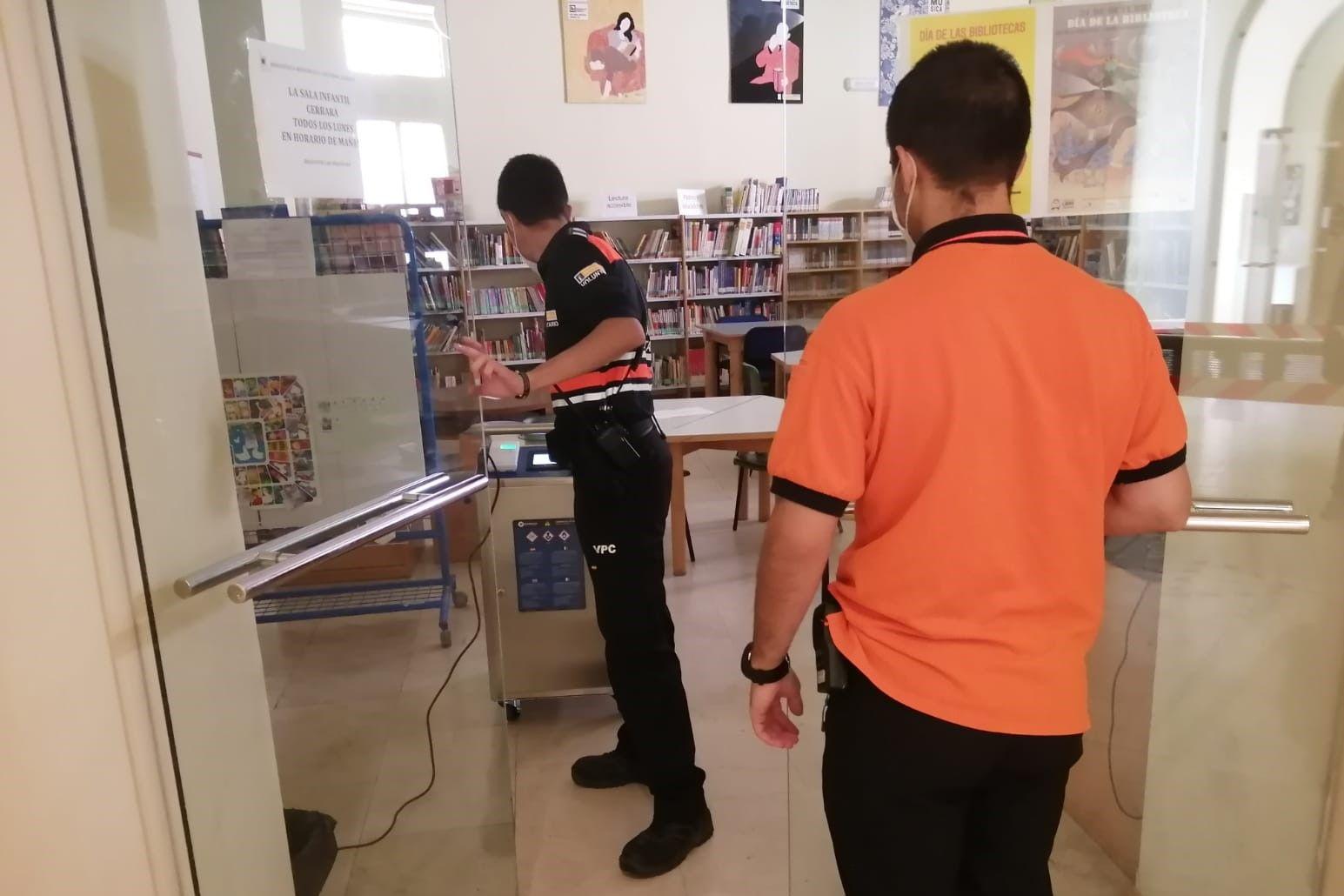 Las bibliotecas municipales reabren sus puertas este martes con servicio de cita previa para el préstamo en Cuenca
