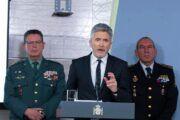 Dimite el director adjunto de la Guardia Civil por el cese de Pérez de los Cobos