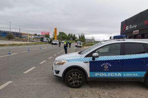 El Ayuntamiento de Cuenca refuerza la presencia de Policía Local en el paso a la Fase 1 e insta a la responsabilidad mediante megafonía