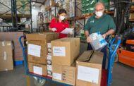 El Gobierno de Castilla-La Mancha distribuye cerca de 83.000 artículos de protección en los centros sanitarios y sociosanitarios de la provincia de Toledo