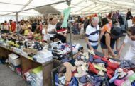 El martes se reanuda el mercadillo con el 25% de los puestos, todos ellos de alimentación y plantas en Cuenca