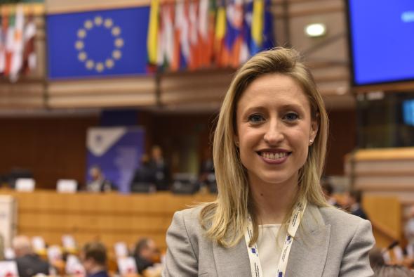 """El Gobierno regional celebra el 'Día de Europa' reclamando """"una respuesta ambiciosa"""" para apoyar la lucha de los países contra el coronavirus"""