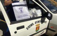 El Ayuntamiento sigue repartiendo mascarillas a través de farmacias y en comercios de proximidad para garantizar y facilitar su uso entre la ciudadanía