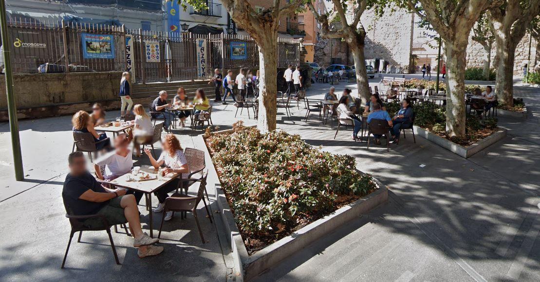 El Ayuntamiento de Talavera facilita que las terrazas puedan ampliar su espacio en un 40% para cuando se autorice la apertura de las mismas