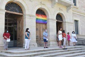 La Diputación de Cuenca celebra el primer acto institucional de su historia para reivindicar los derechos LGTBI