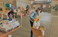 El Ayuntamiento de Talavera adquiere 6.500 kilos más de alimentos y productos de higiene para las familias que más lo necesitan debido a la crisis del Covid-19