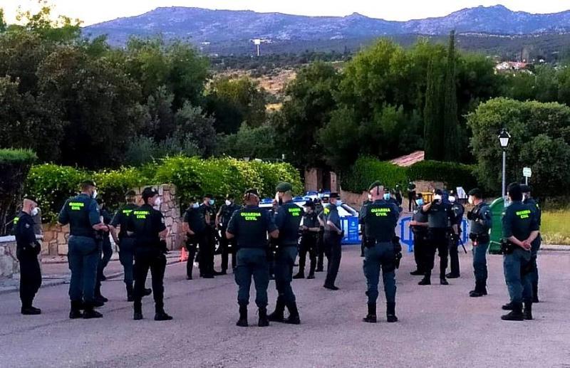"""El Gobierno clasifica como """"secreto"""" la seguridad del chalet de Iglesias y Montero"""