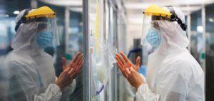 Los sanitarios españoles, Premio Princesa de Asturias de la Concordia 2020 por su lucha contra el coronavirus