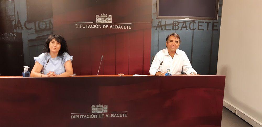 Cs Albacete pide en el pleno de Diputación la creación de un protocolo eficaz para la docencia on-line en primaria, secundaria y formación profesional de cara al próximo curso