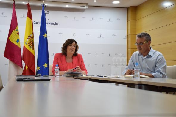 El Gobierno regional traslada al sector de la economía social sus medidas de apoyo para la recuperación y recoge propuestas para la capitalidad europea de Toledo