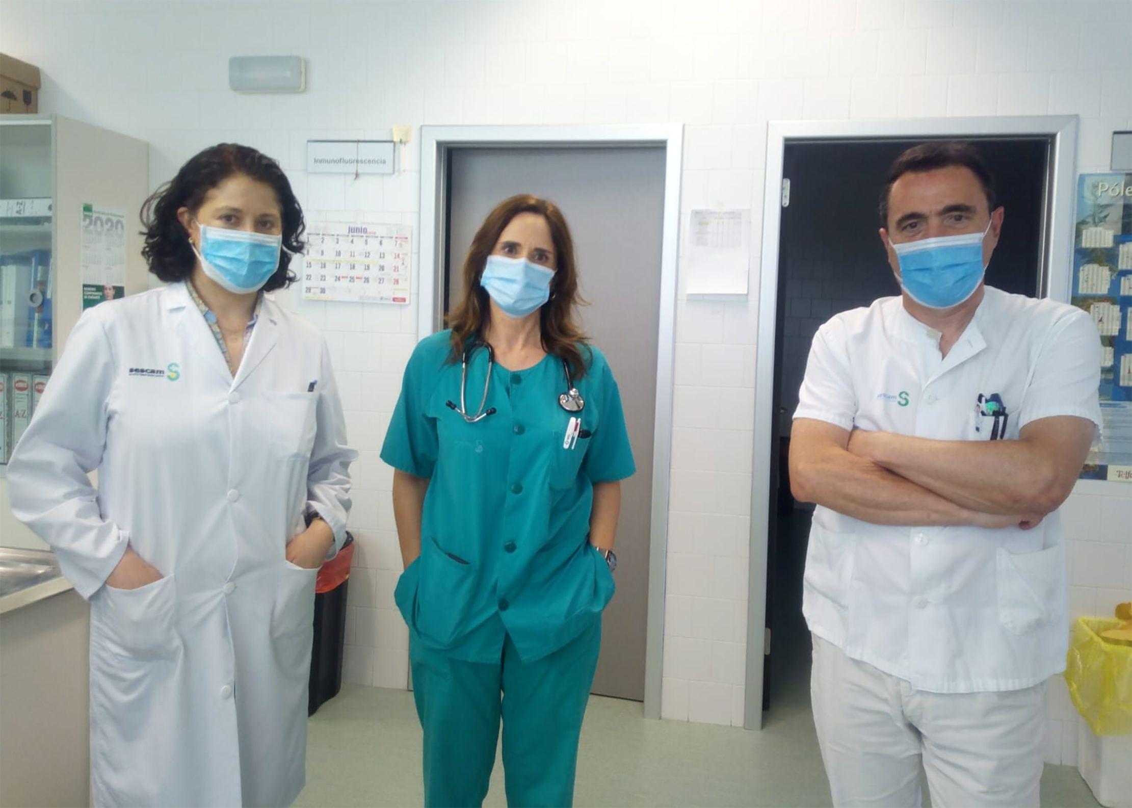 Médicos del Hospital de Ciudad Real publican un estudio que asocia la cantidad de linfocitos y la obesidad con la gravedad del Covid-19
