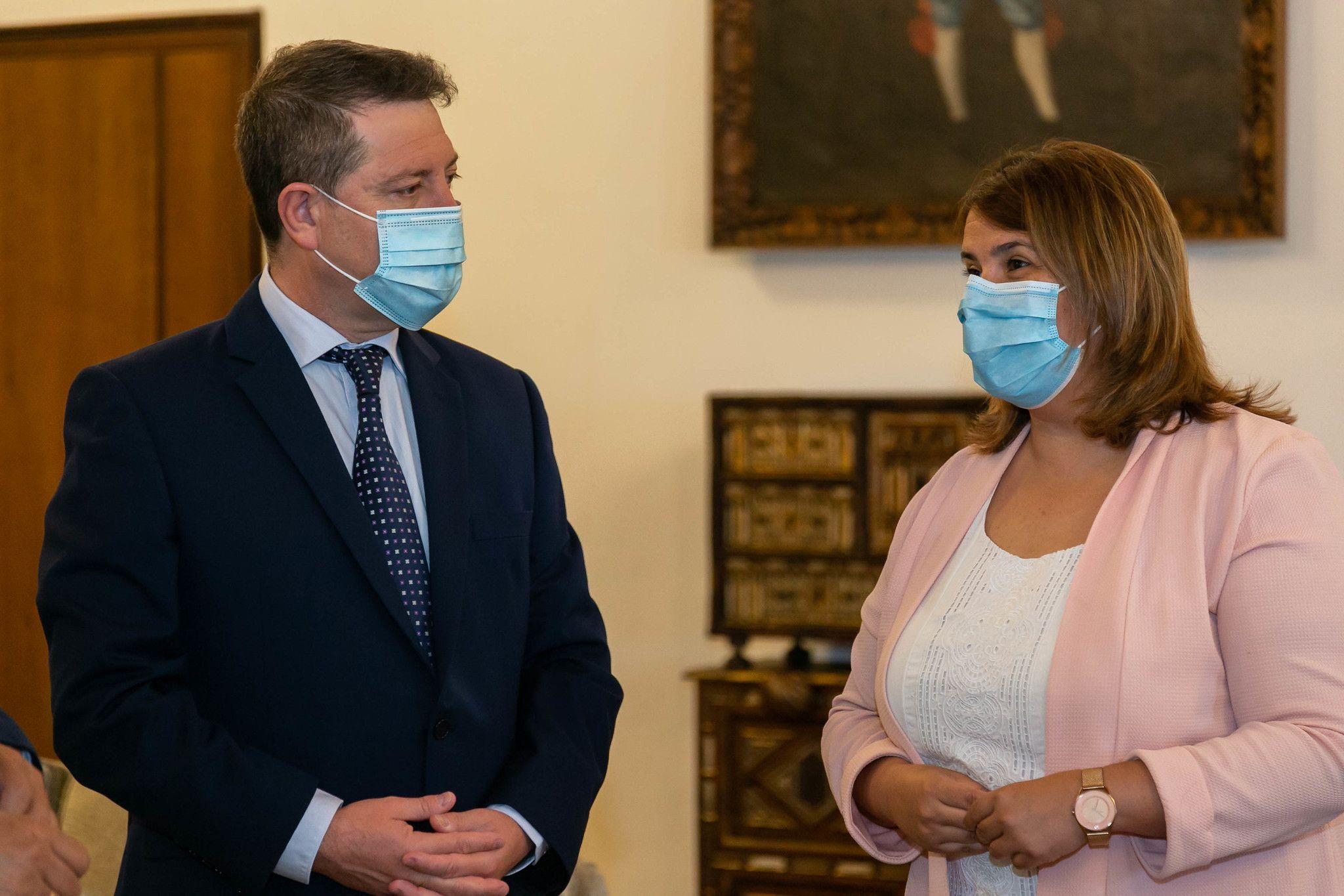 La presidenta de la FEMPCLM traslada a García-Page las reivindicaciones de los Ayuntamientos de la región y lo hará extensivo a otras instituciones