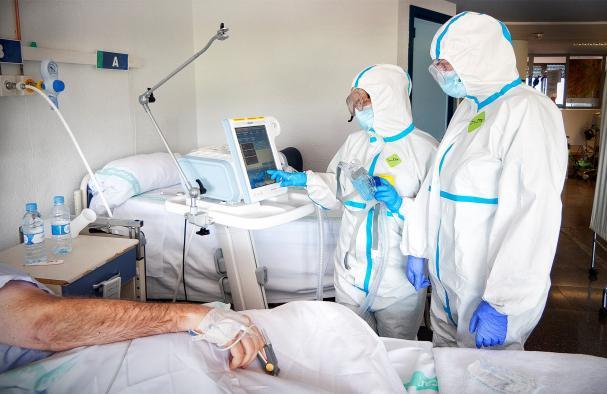 Los datos del coronavirus dan un respiro a Castilla-La Mancha