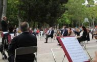 Gran acogida al primer concierto de la Banda Sinfónica tras el confinamiento en Albacete