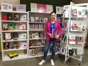 Las visitas al Centro de Documentación y Biblioteca 'Luisa Sigea' en Internet se duplicaron el año pasado