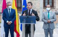 García-Page avanza un nuevo decreto de ayudas para favorecer la conciliación familiar y laboral en el contexto de la pandemia