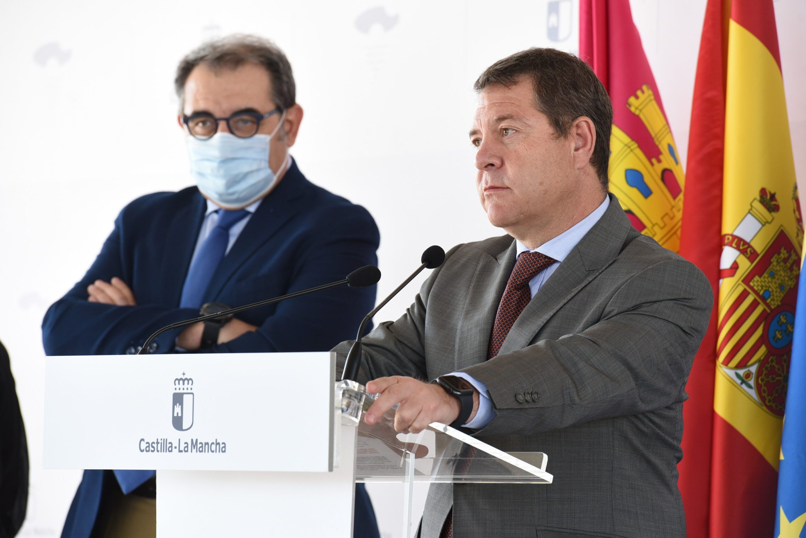 Castilla-La Mancha destina cerca de ocho millones de euros para ayudas a la contratación de desempleados afectados por la Covid y a incentivar la exportación