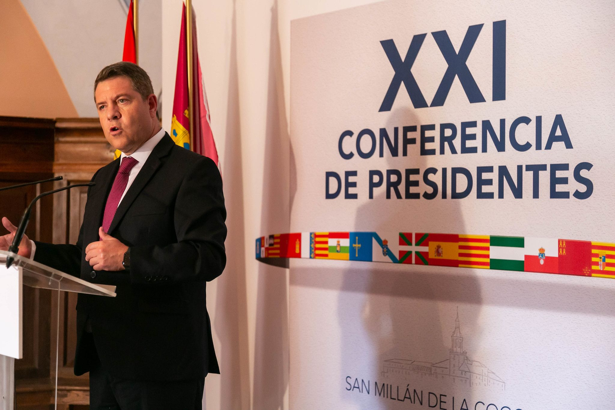 García-Page plantea en la XXI Conferencia de Presidentes que España destine al menos el 25% de su gasto sanitario total a la Atención Primaria
