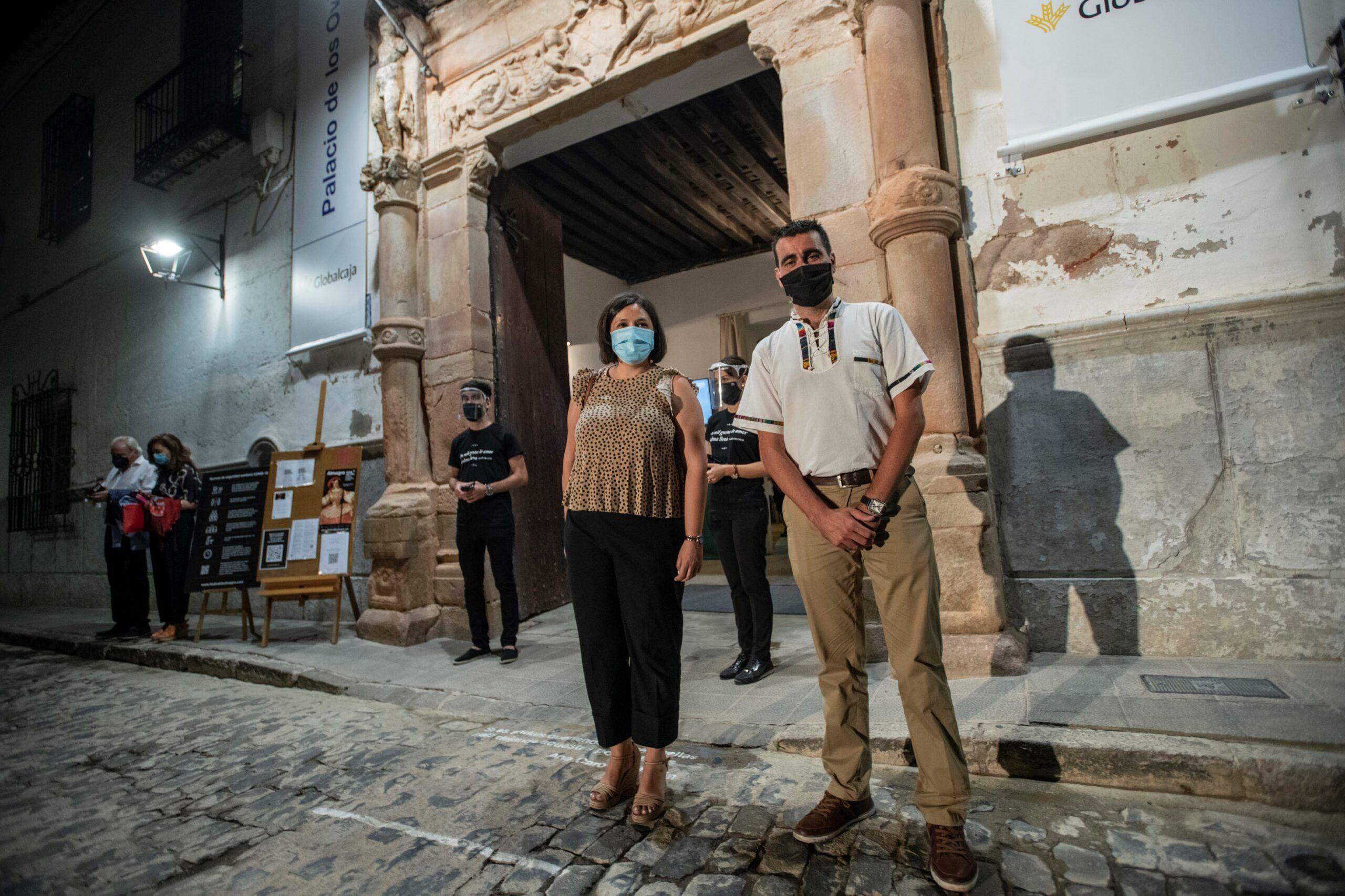 """El Gobierno regional destaca el """"civismo"""" demostrado por el público que está asistiendo al Festival Internacional de Teatro Clásico de Almagro"""