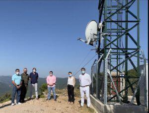 El Gobierno de Castilla-La Mancha invierte 11 millones de euros para desplegar 152 antenas en las zonas más despobladas de la región