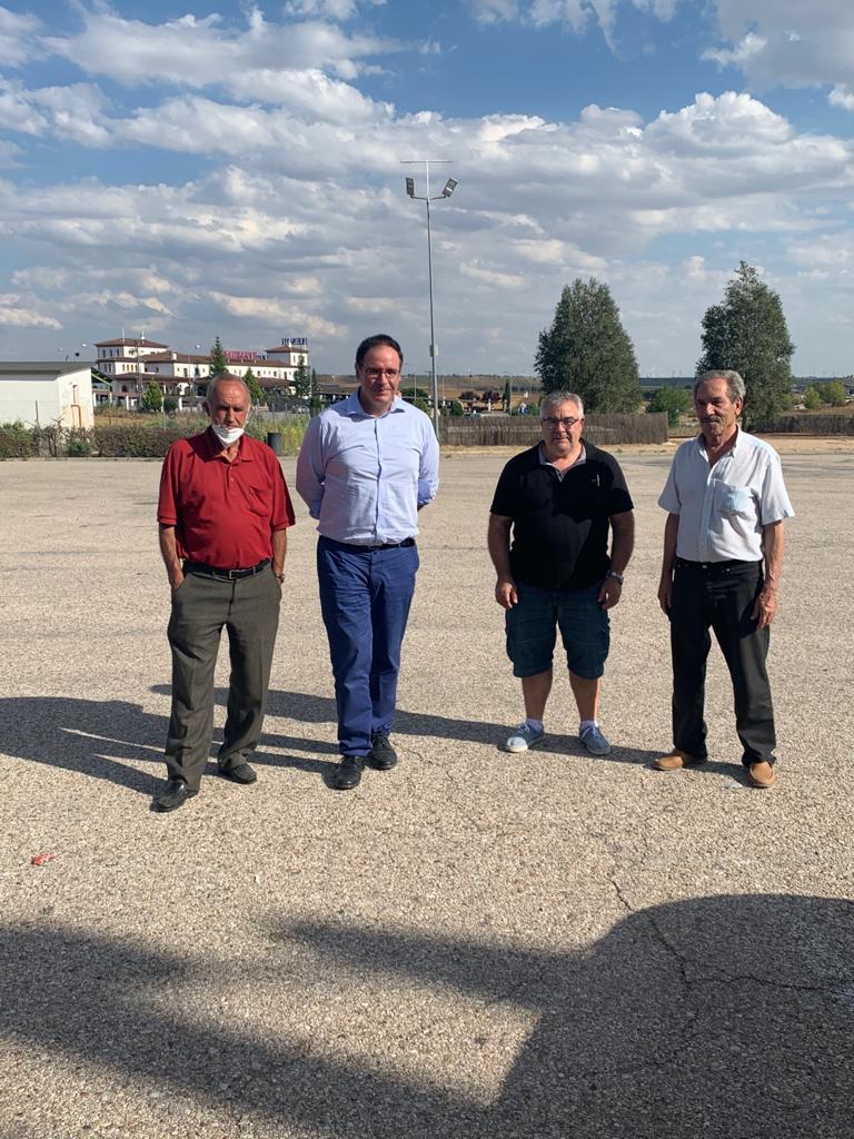 Prieto reclama a la Junta que los vecinos de Cañada Juncosa no vuelvan a quedarse cuatro meses sin médico en el pueblo