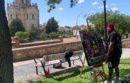 Juventud programa para este fin de semana una exhibición de arte urbano para modernizar la Plaza del Concejo