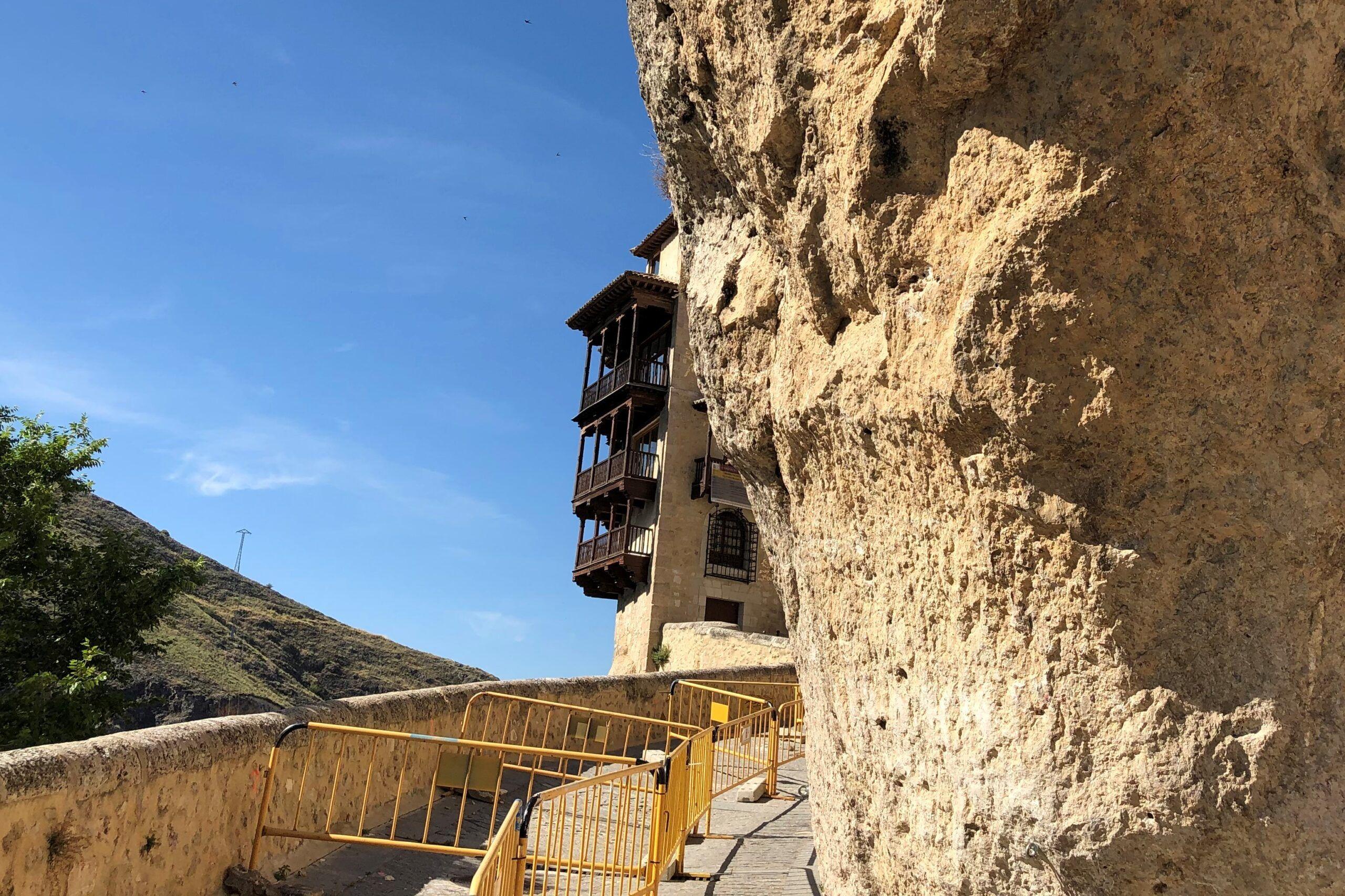 El Consorcio de la Ciudad de Cuenca aprueba el proyecto para la reparación del muro y sustitución del colector de la calle Canónigos