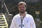 """Casado acusa a Sánchez de """"atacar la independencia del Poder Judicial"""" porque """"quiere mandar en todos los poderes"""""""