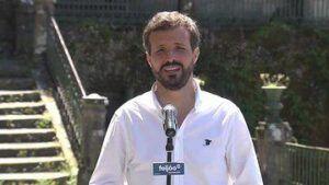 """Casado exige que Simón sea cesado """"por su incompetencia, politización y falsedades"""""""