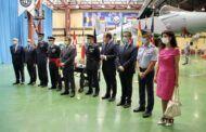 Casañ asisten a la toma de posesión del nuevo Coronel Jefe al mando del Programa de Liderazgo Táctico
