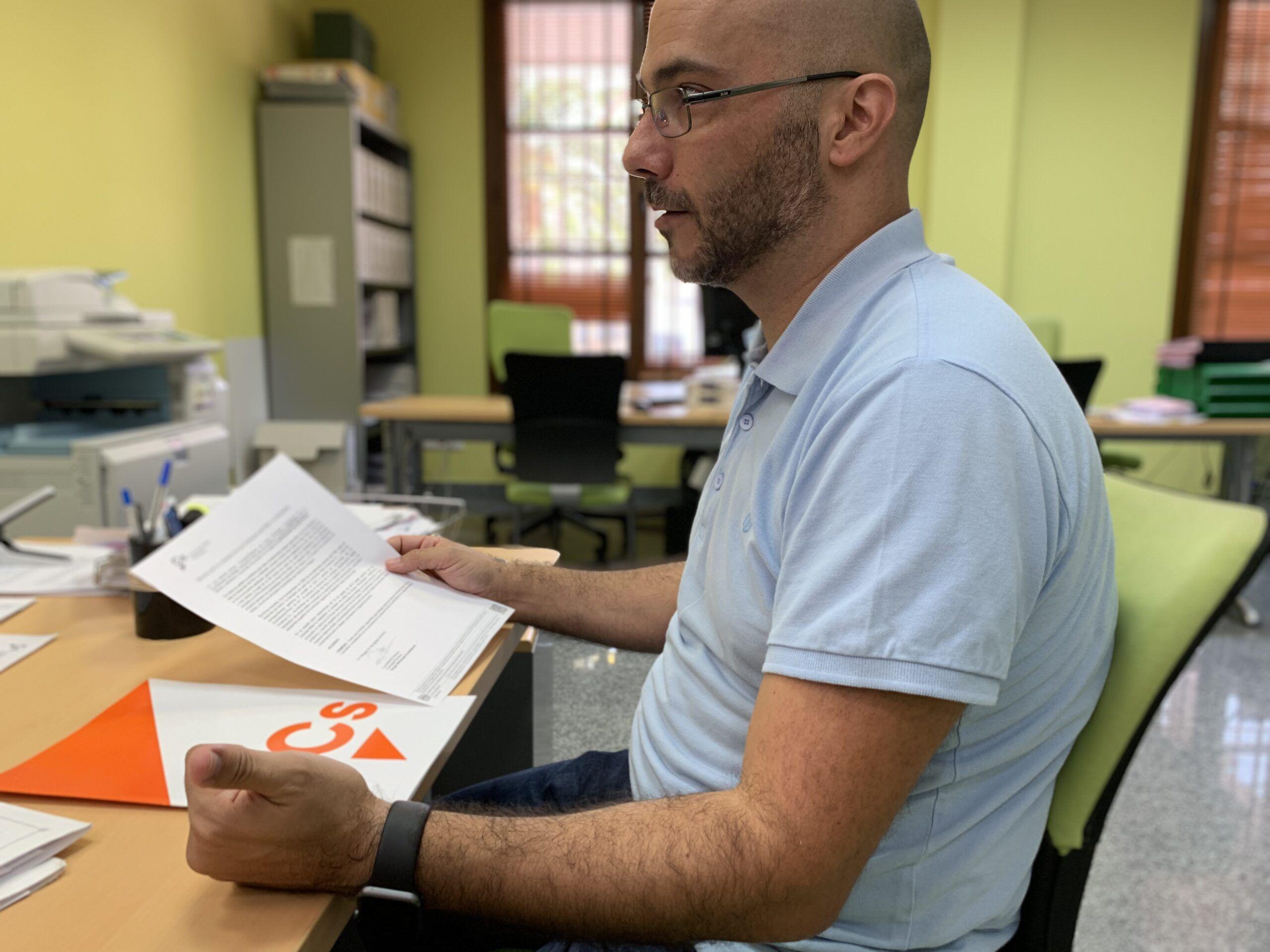 Cs Bargas presenta una moción para la creación de una tienda virtual municipal que dé servicio a todas las empresas de Bargas
