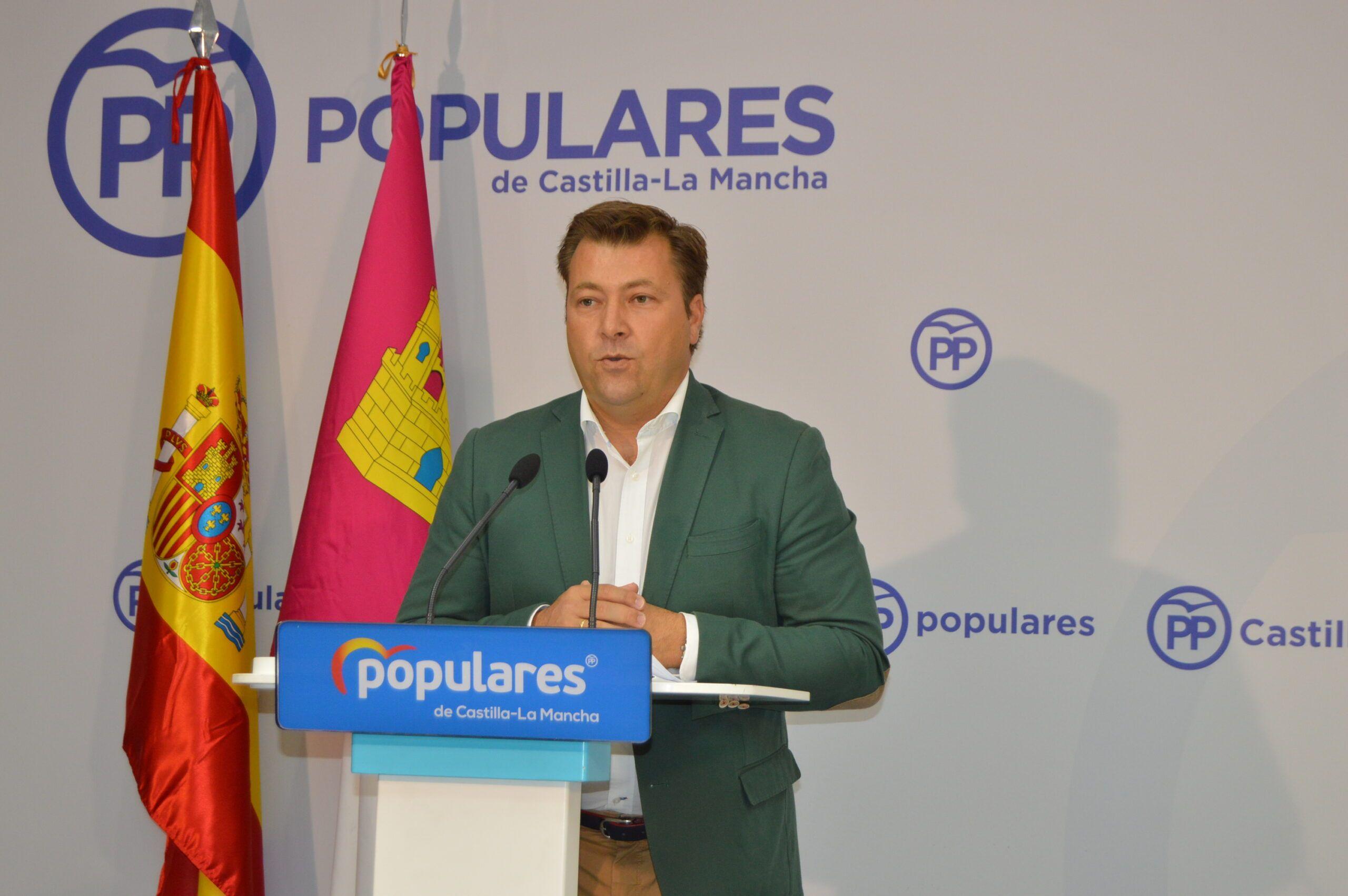 Congosto denuncia la inacción del Gobierno de la Diputación, que vota contra las medidas del PP sin proponer ninguna alternativa