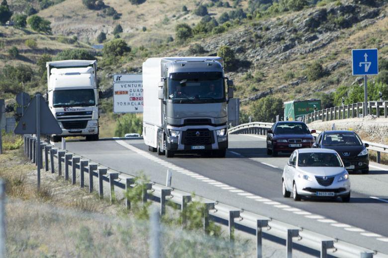 La Agrupación de Tráfico de la Guardia Civil ha controlado 5.540 furgonetas en las carreteras de Castilla-La Mancha