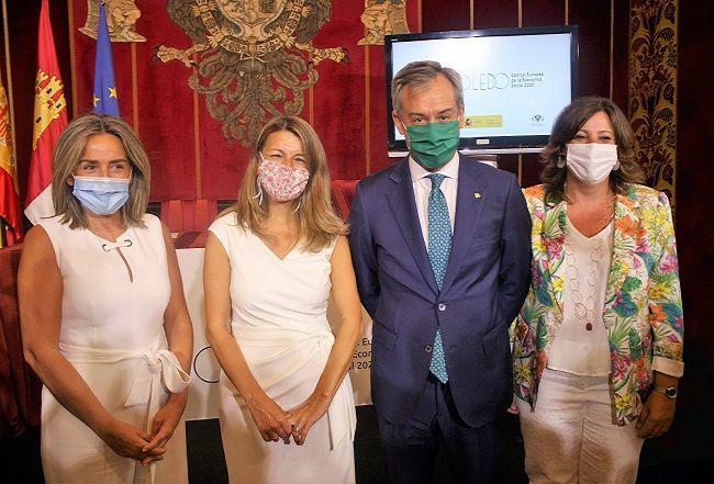 Eurocaja Rural asiste al acto 'Toledo: Capital Europea de la Economía Social 2020'