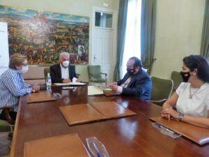 La Diputación facilita asistencia jurídica a los ayuntamientos de la provincia de hasta 5.000 habitantes