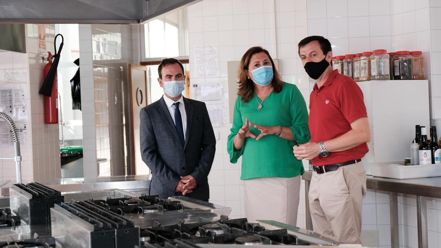 Castilla-La Mancha implantará 34 nuevos ciclos nuevos de FP el próximo curso para facilitar la incorporación de los estudiantes al mercado de trabajo