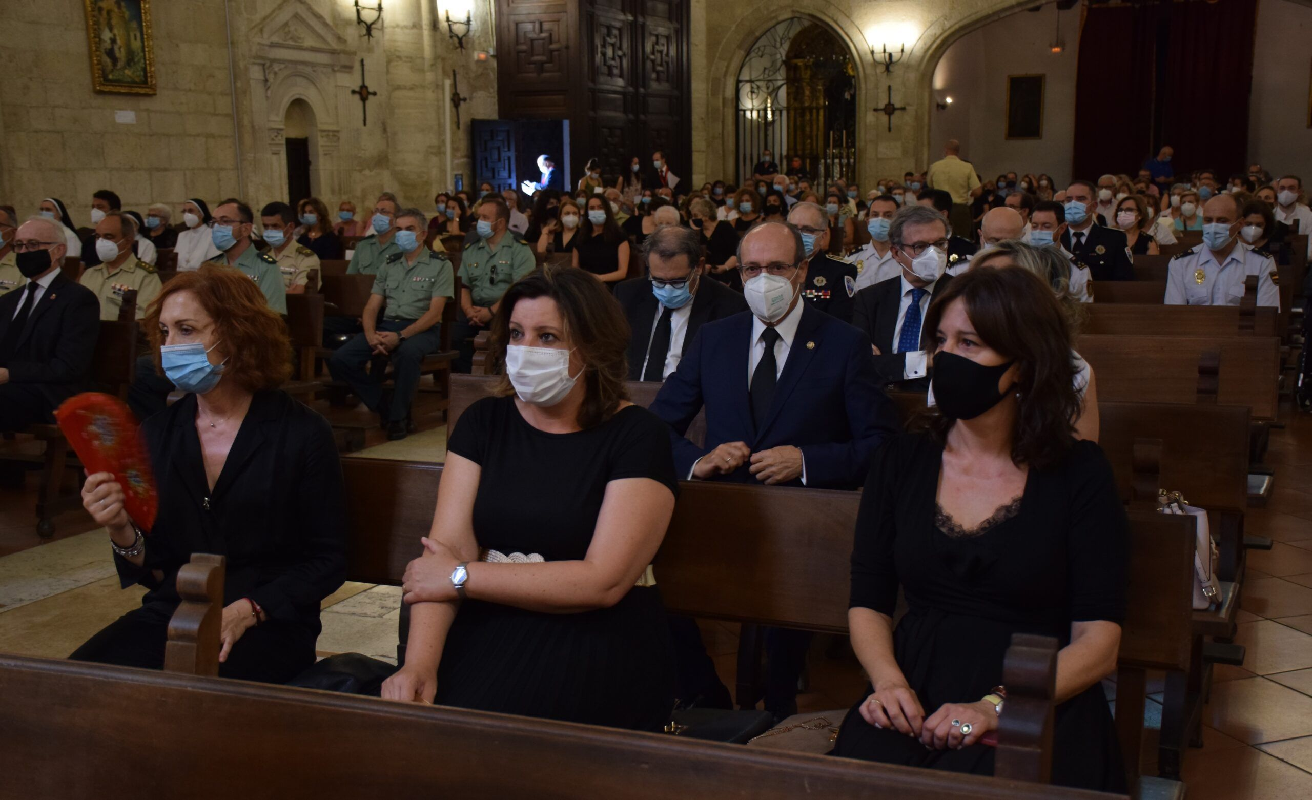 El Gobierno regional recuerda a las víctimas del COVID-19 en Ciudad Real y reconoce a las personas y colectivos que hacen frente al virus