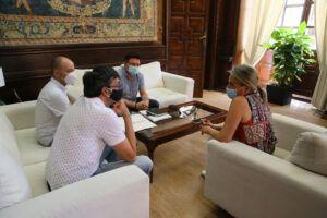 Tolón respalda la séptima edición del Festival de Música El Greco ya que posiciona a Toledo como referente cultural