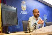 El Ayuntamiento de Guadalajara incorpora 178 luminarias nuevas, da luz a 11 calles y suprime 22 puntos negros con una inversión de 82.646,75 euros