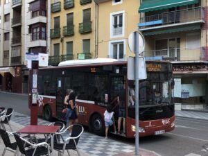 El servicio de lanzaderas al Casco Antiguo de Cuenca crece hasta los 1.238 usuarios